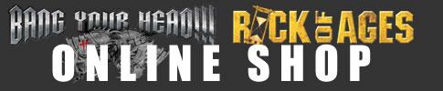 Bang Your Head!!! Shop-Logo