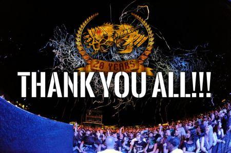 ich danke euch allen